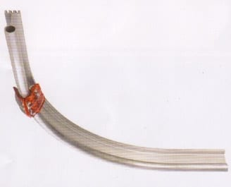 horizontal bend
