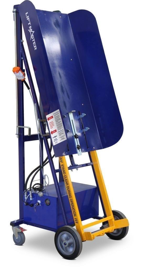 Electro-Hydraulic Wheelie Bin Tipper (150kg)