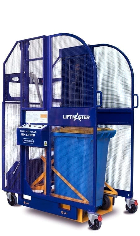 liftmaster simplus hero web