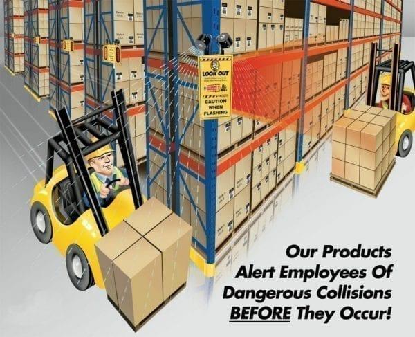 Look Out Collision Awareness Sensors
