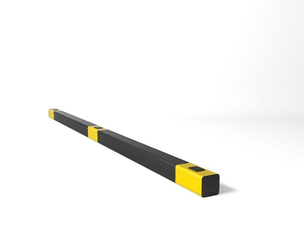 Flex Impact Kick Rails and Barriers
