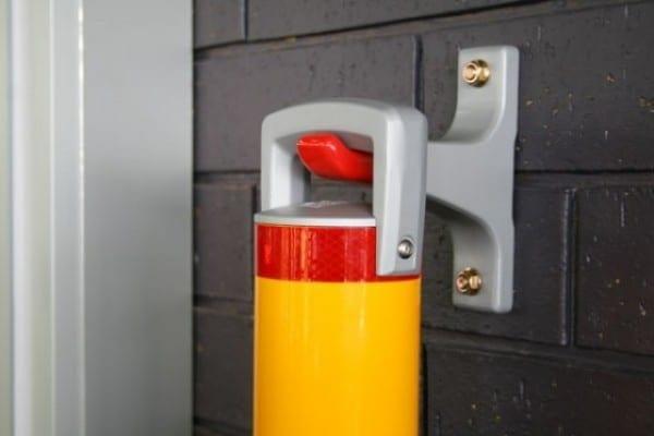 sleeve lok hanging post holder 2