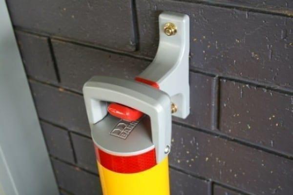 sleeve lok hanging post holder