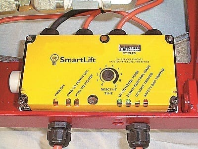 smartlift scissor control console
