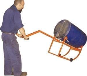 Universal Tilting Drum Rack