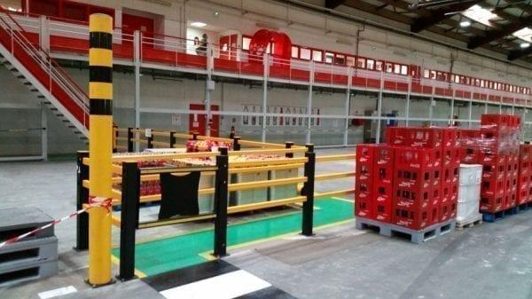 Flex Impact Safety Gates - Swing Gate