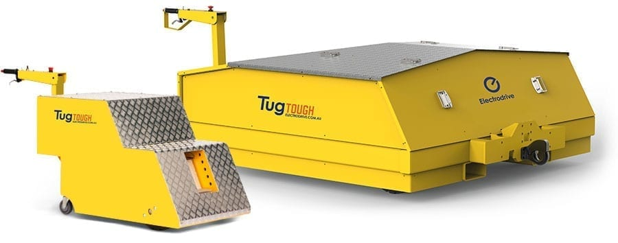 Powered Electrodrive Tugs - Tug Tough 10T and 20T
