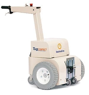 Powered Electrodrive Trolley - Tug Compact
