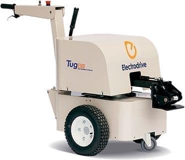 Powered Electrodrive Tug - Tug Evo 1T and 2T