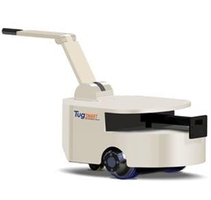 Powered Electrodrive Tugs - Tug Smart