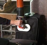Vaculex TP Vacuum Tube Lifter - Baggage Handling