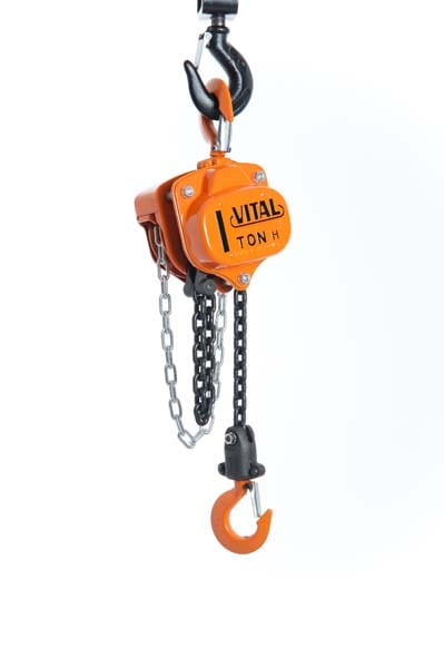 Vital Hand Chain Blocks
