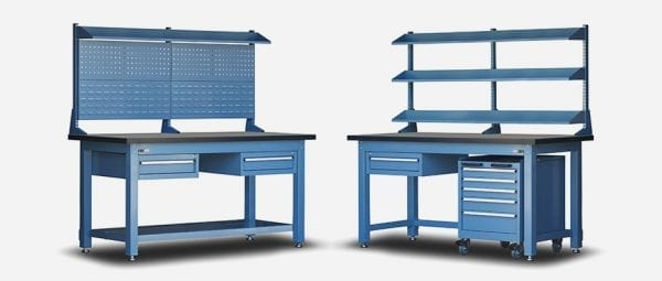 Boscotek workbenches
